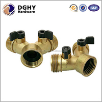 China Manufacturing customized Brass water tank connector