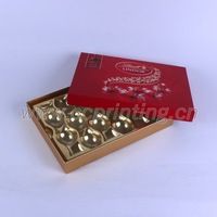 Fancy Candy Chocolate Paper Packaging Gift Box