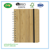 Environment Safe Bamboo Eco Notebook 80 pages of Recycled paper