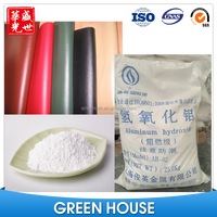 Aluminum Hydroxide ATH industry grade for artificial leather