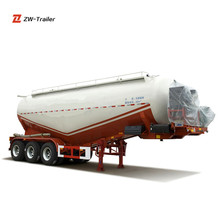 Hot Sale Low Price Bulk Cement Tank Truck Trailer For Transporting Limestone And Ore Powder