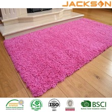 Alibaba supplier wholesaler modern custom designs door floor shaggy carpet living room