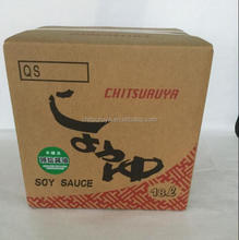 18L Less Salt Soy Sauce in BIB for restaurants