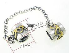 Gets.com 925 sterling silver sterling silver safety charm stopper