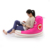 Funny gaming chair shoes beanbag
