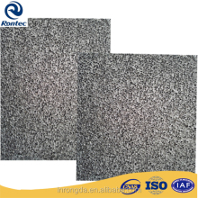 Shock absorption foam and energy absorption material with ISO