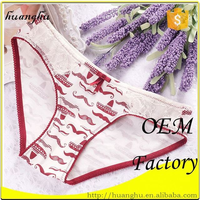 Hot Quick Dry cheap fashion camouflage printed underwear