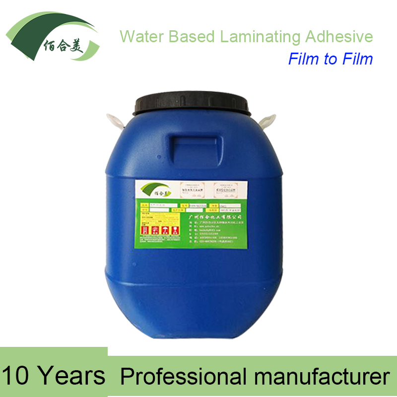 Flexible packaging lamination adhesive for bopp film