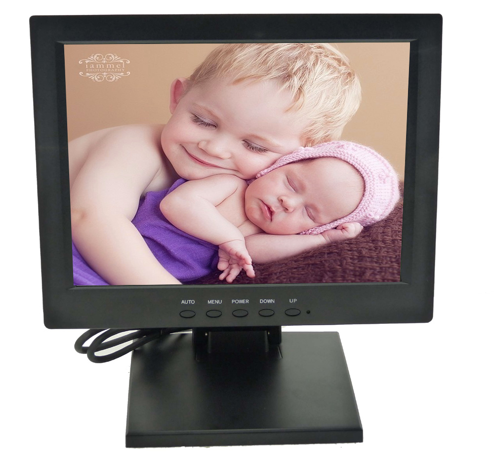 10.4/12/15/17/19/21.5 inch Medical monitor with HDMI/ USB/VGA Input touch screen monitor