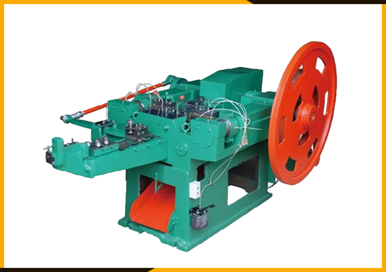 China automatic concrete nail making machine/steel nail making machine with factory price