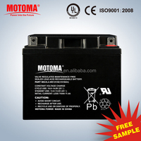 12v 38Ah VRLA UPS Storage Batteries AGM battery CCTV Battery