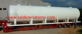 100.000L Double Wall Storage Tank BS EN 12285