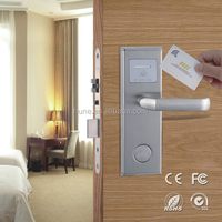 novel design security intelligent door locks electronic