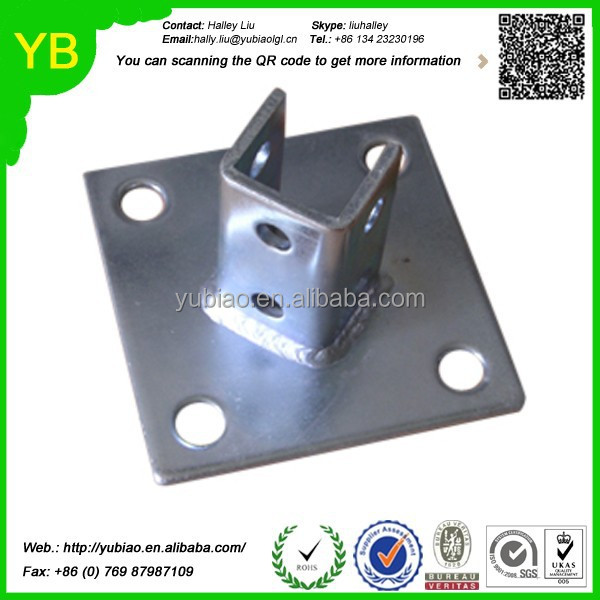 Custom stainless steel/Inox metal works , precision metal works metal stampings in Dongguan China