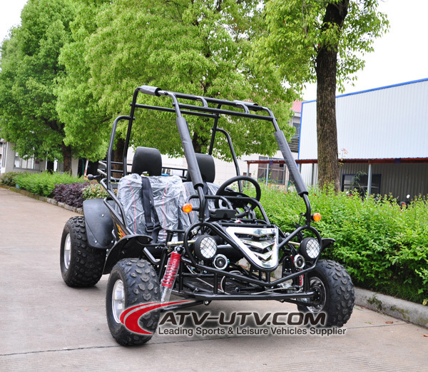 China Made two seat off road go kart dune buggy 150cc with CE