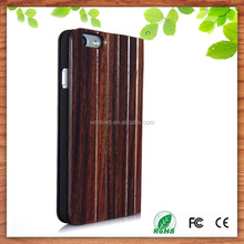 high-end handmade wood flip case for iphone 5c, for custom iphone5/5s case