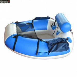 2018 new dinghy fishing boat one person inflatable fishing boat