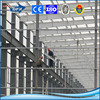 Weld h beam prefabricated building steel structure warehouse space frame