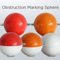 Powerline Marker Aerial Marker Ball For
