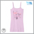OEM lace trim slim casual summer lace purple sleeveless dress