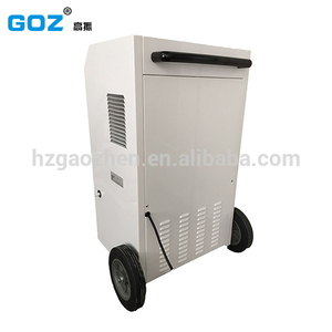 90L per day CE certified compressor industrial dehumidifier for basement