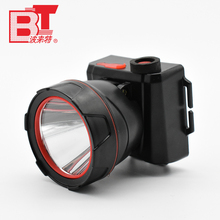 Battery Powered Rechargeable 12000 Lumen LED Flashlight Outdoor Headlight