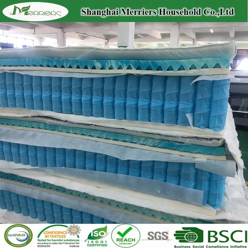 Merriers Brand Foam and Spring Hybrid Mattress OEM Factory - Jozy Mattress | Jozy.net