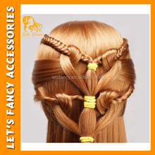 PGWG1462 Cheap Wholesale Yiwu Factory Women Hair Halloween Party Blonde Braided Long Wig