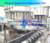 Fully Automatic Glass bottle Aluminium cap alcohol filling machine