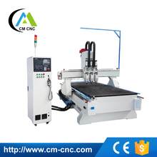 2017 New Style!!! High Efficiency Plate Furniture Cutting Drilling CNC Router