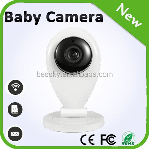 p2p wifi camera 720P High Resolution IR Night Vision Factory direct wireless camera system
