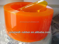 Yellow Insect Proof PVC Strip Curtain