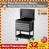 Professional OEM aluminium tool box with drawers with 32-year experience