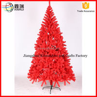 new design colored pvc christmas tree