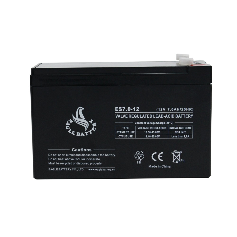 12v battery 7ah 9ah rechargeable battery for ups