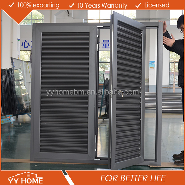 YY Home best price for Original aluminum jalousie window frames