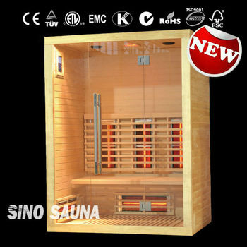 full spectrum far infrared sauna cabin