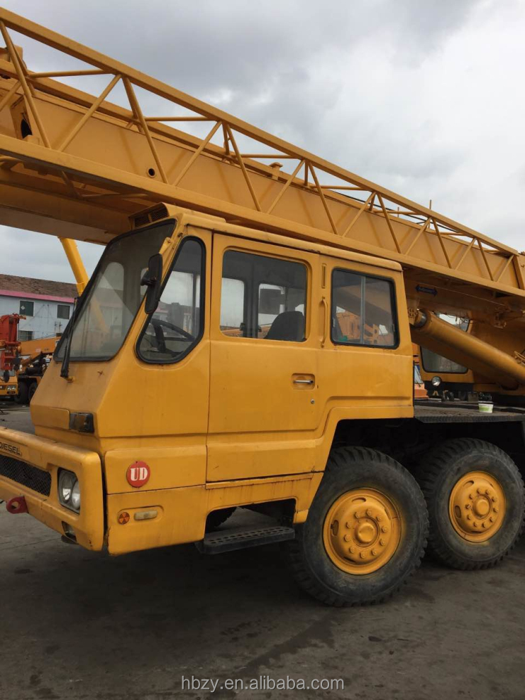 Hot-sale Used Tadano 50 ton Truck/Mobile Crane TG-500E for sale