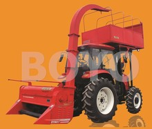 BOYO forage silage harvester for sale
