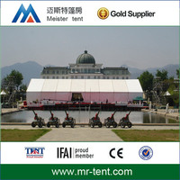 outdoor swimming pool tent for competitions