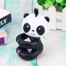 Smart electronic monkey panda kids toys for Christmas gift 2018