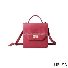 H6193 Vintage Design PU Leather ladies small handbag purse Satchel Bag Purse 2014 Hot Sale