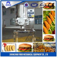 Hot sale beef patty machine/hamburger patty press/hamburger patty forming machine