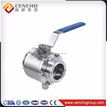 Silica sol process Stainless steel ball valve, High quality precision casting parts