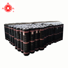 Sbs / app modified bitumen waterproofing membrane construction material