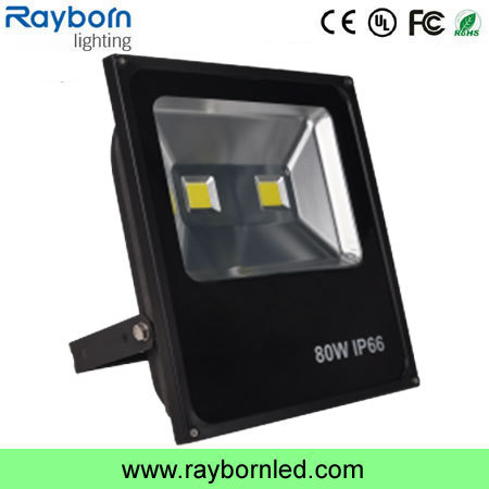 Cheap price 80w outdoor led projector replace 400w halogen