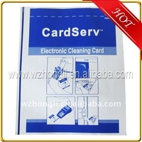 Customized plastic credit card case