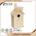 Wholesale Bright Wooden Bird House Intersperse Your Yard