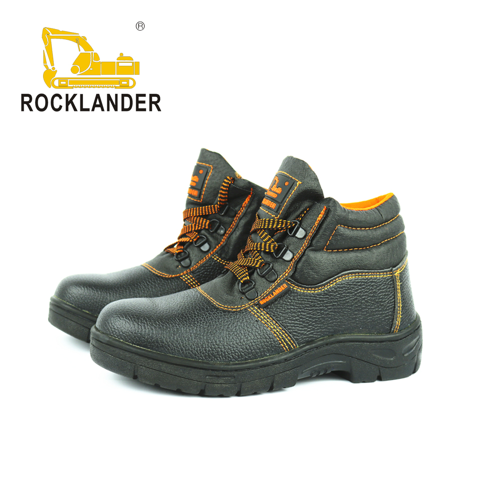 ROCKLANDER Safety Shoes(Rubber )-Only Authorized Manufacturer In China