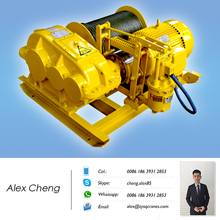 CE ISO Certificated used winch for bulldozer for Offroad